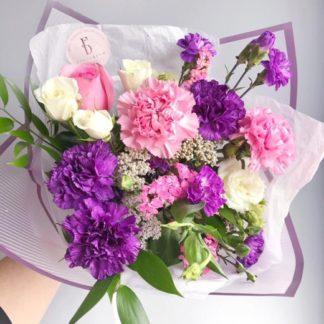 Доставка букетов цветов в Красноярске